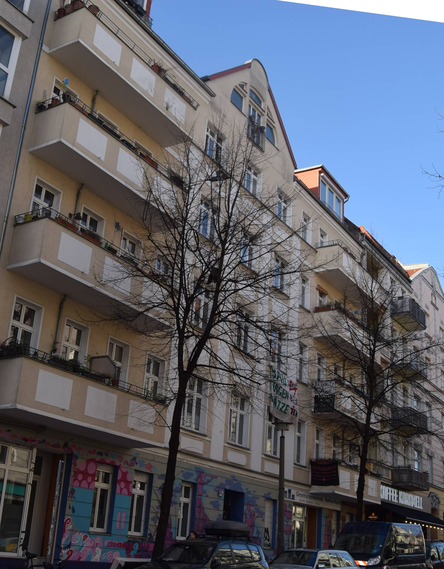 Verkauf vermietete Wohnung im Samariterviertel Berlin