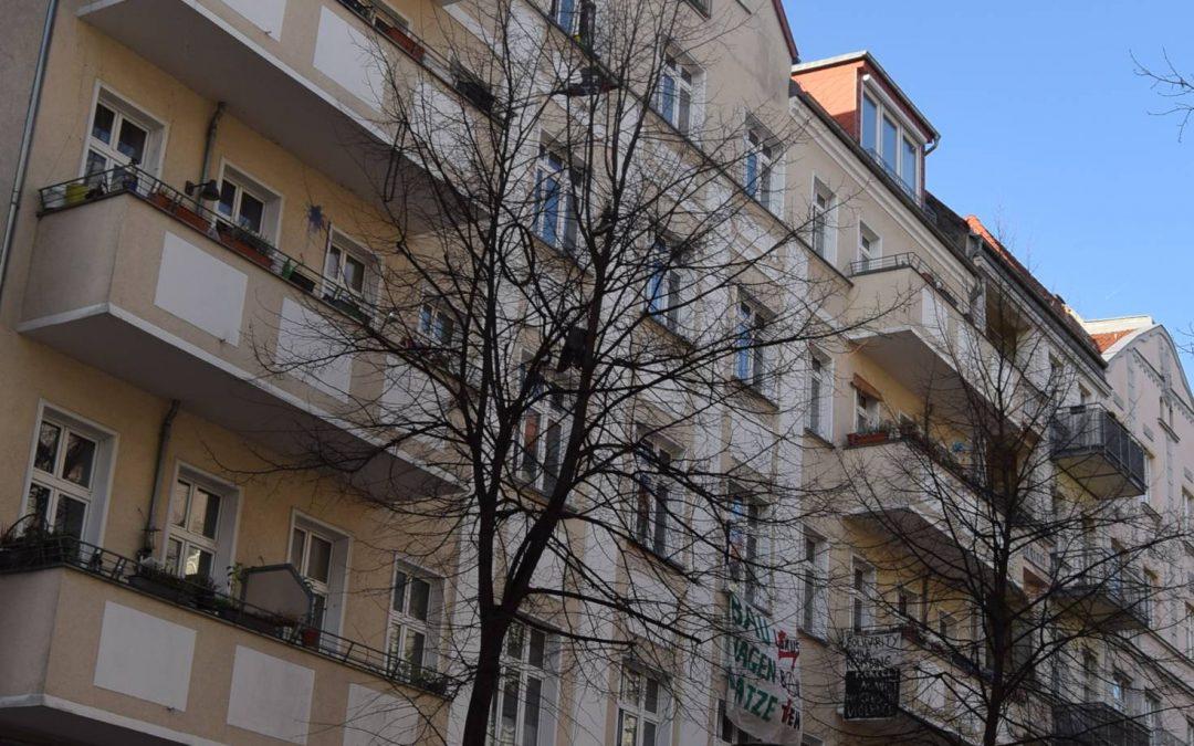 Verkauf vermietete Eigentumswohnung in Berlin Friedrichshain