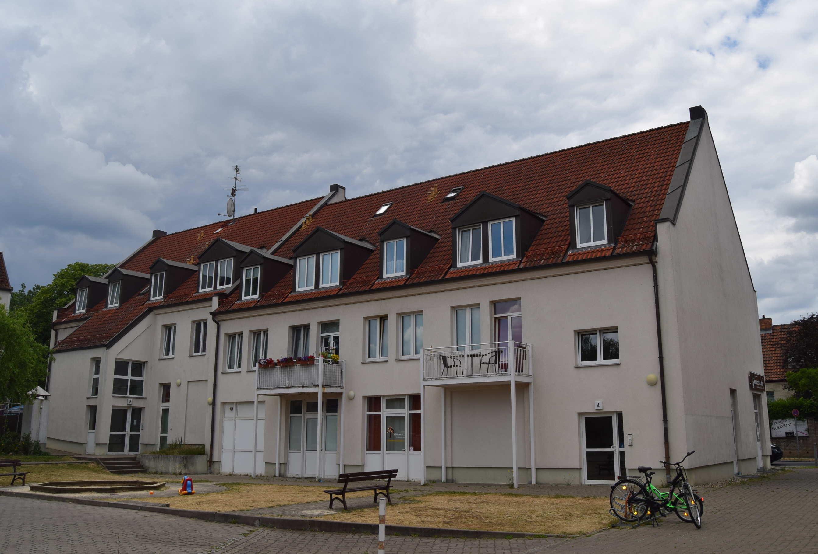 Verkauf vermietete Wohnung in Lindenberg