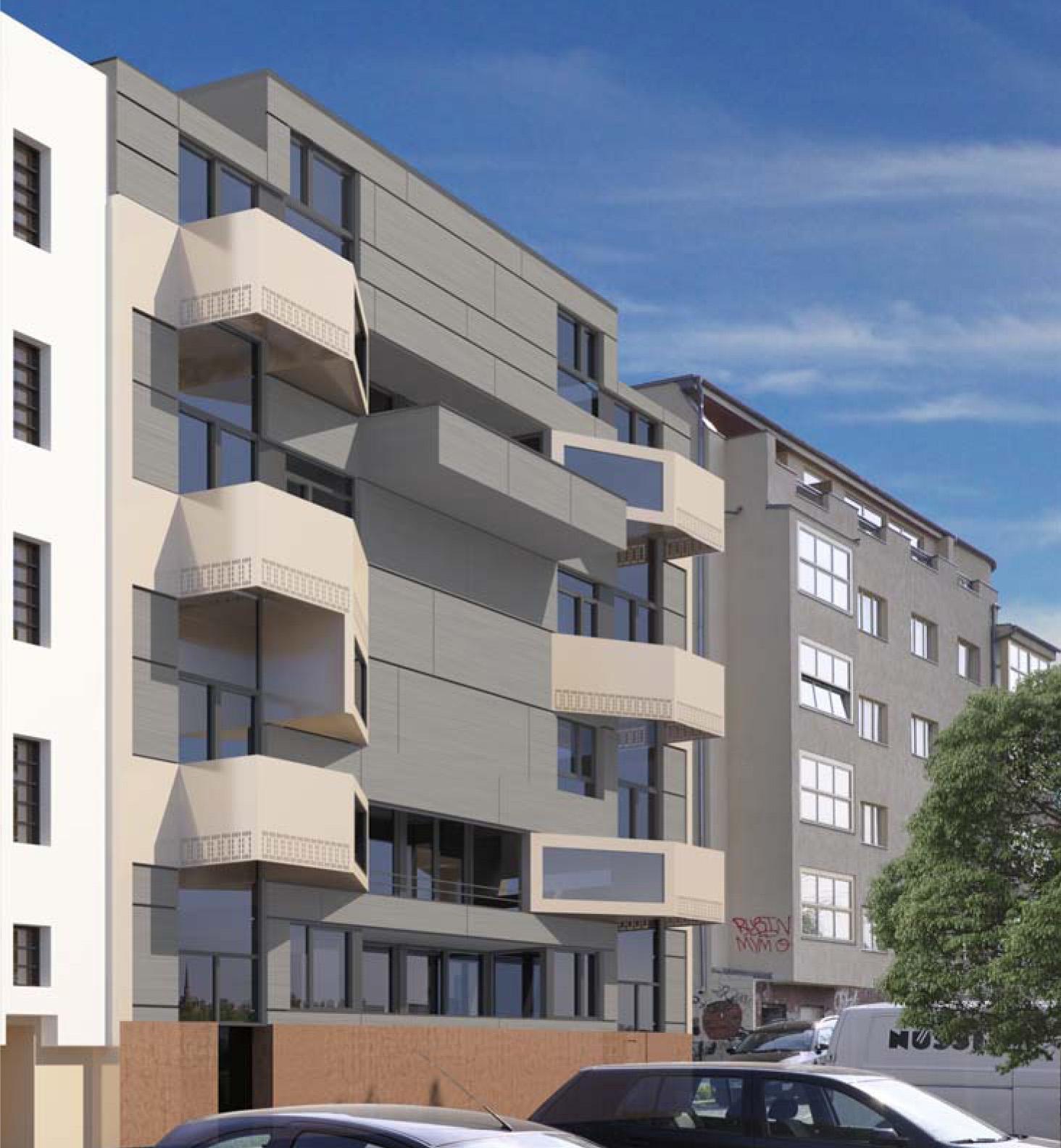 Vermietung Wohnung in der Revaler Straße