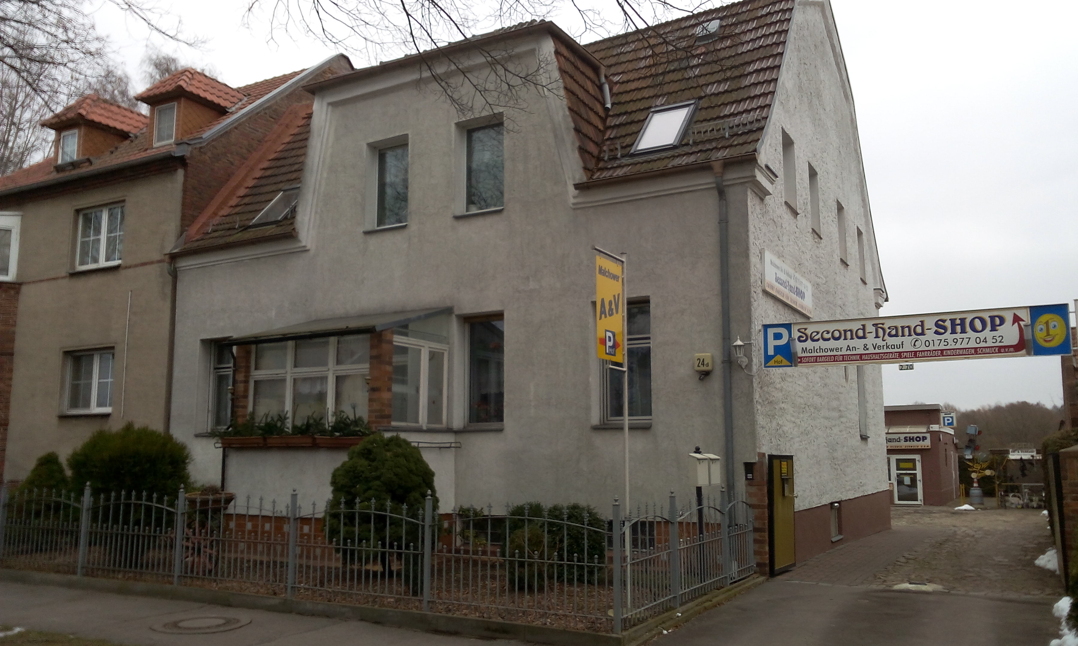 Immobilienverrentung in Berlin Malchow