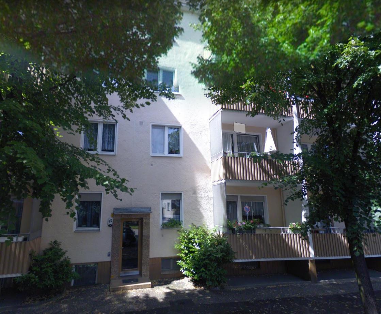 Verkauf vermietete Eigentumswohnung Reinickendorf