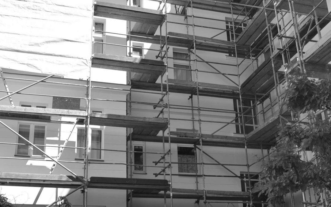 Der Wohnungsneubau dauert viel zu lange