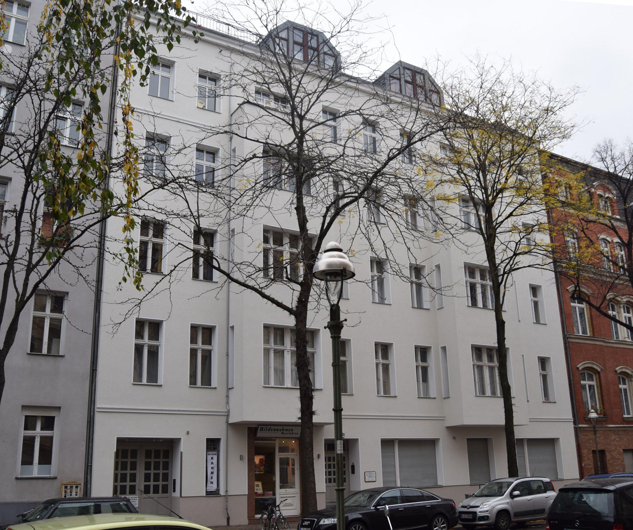 Immobilienverrentung Berlin Charlottenburg Pestallozistraße