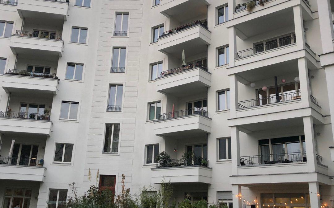 Vermietung 3 Zimmerwohnung Pettenkoferstraße