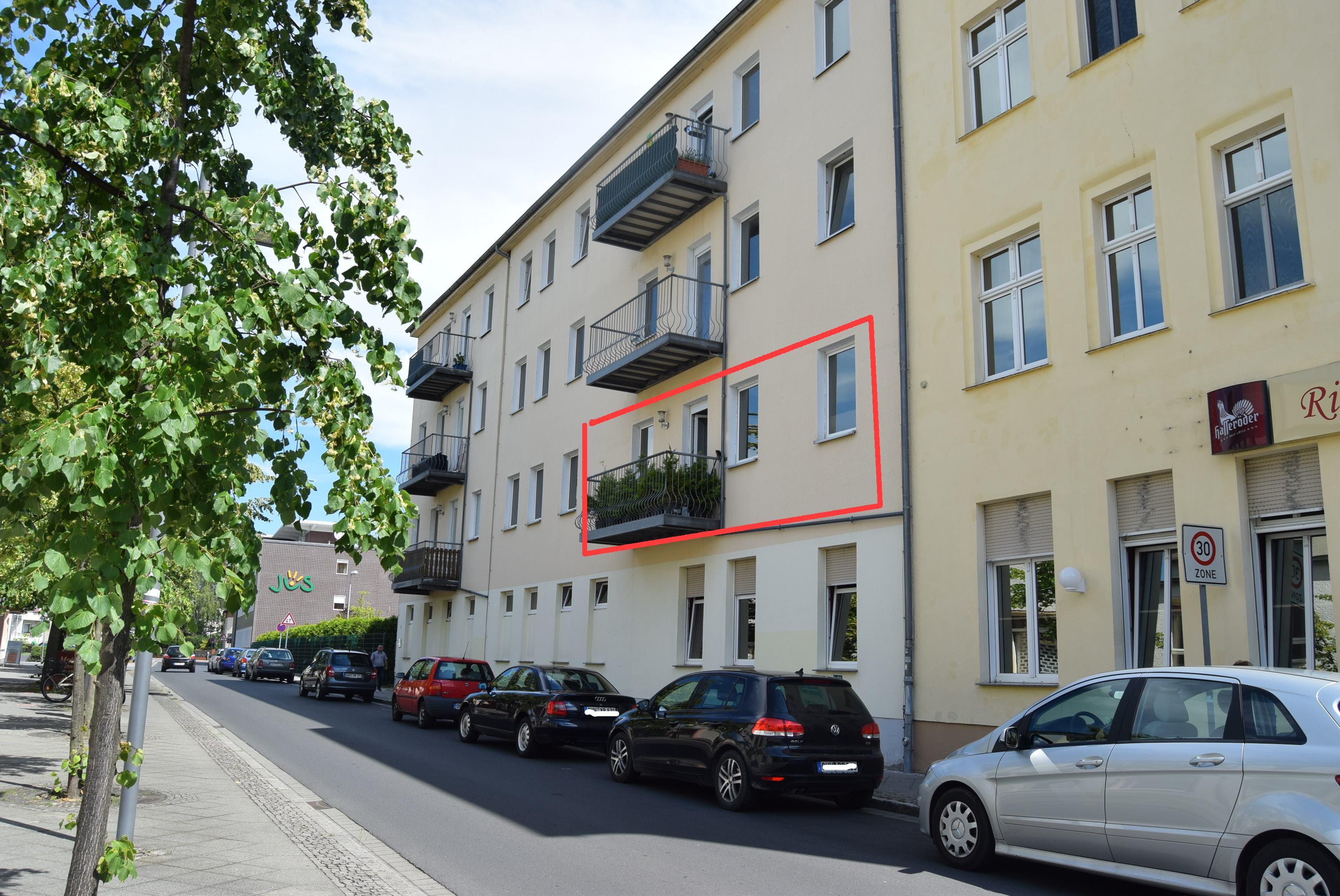 Eigentumswohnung in Oranienburg