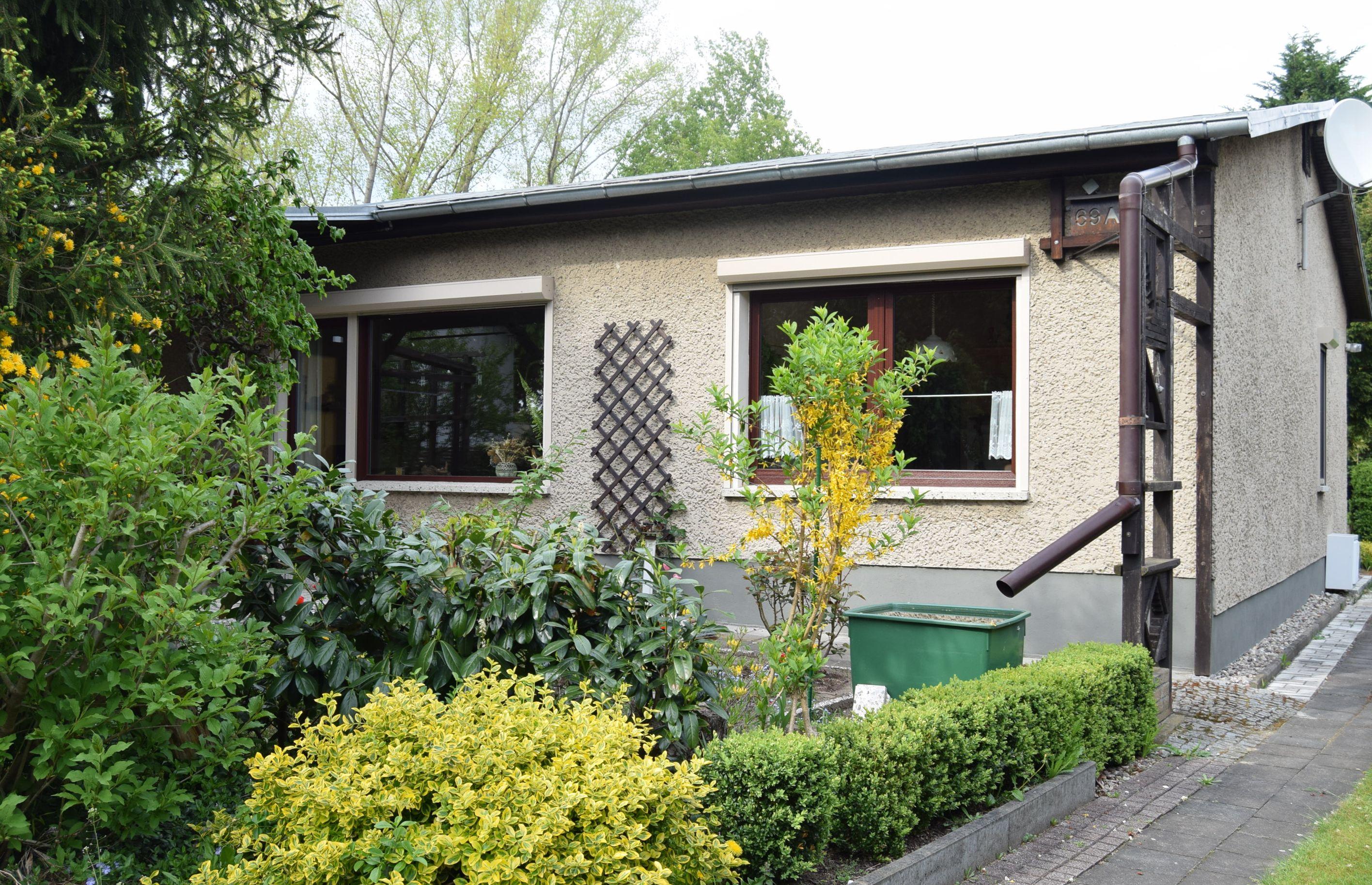 Einfamilienhaus in Hohenschönhausen