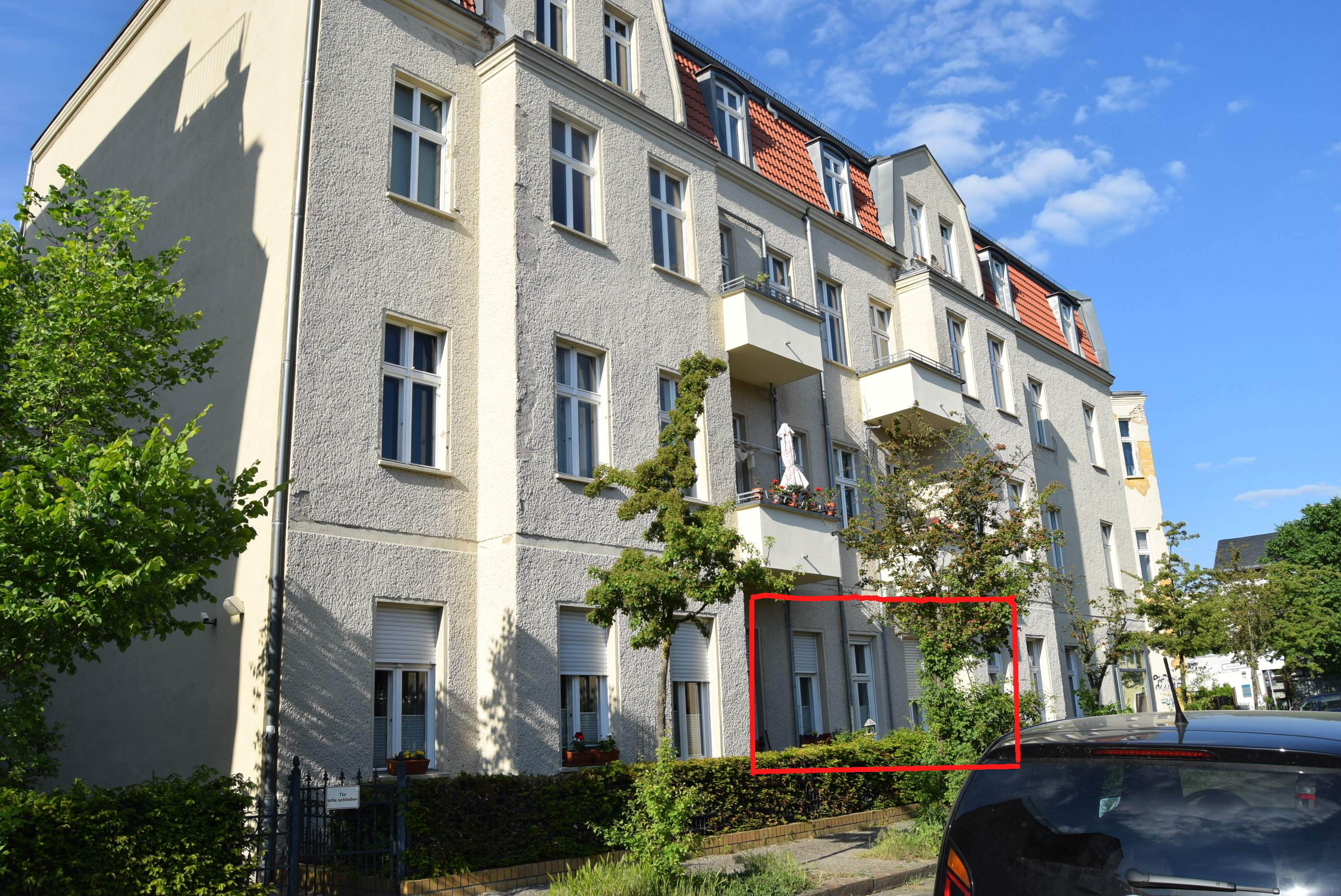 Verkauf vermietete Wohnung in Berlin Friedrichshagen