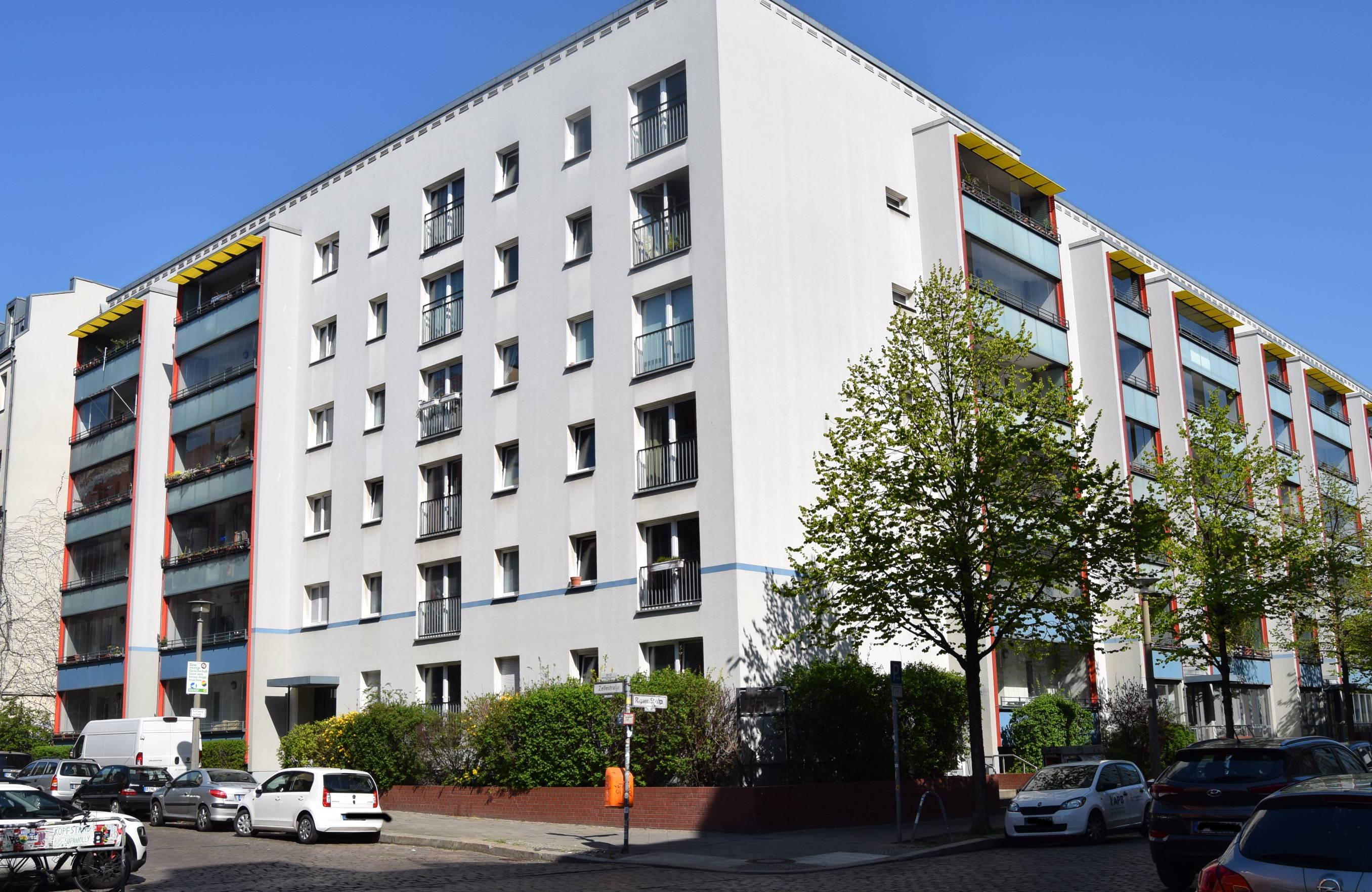 Verkauf Appartement Rigaer Straße Friedrichshain