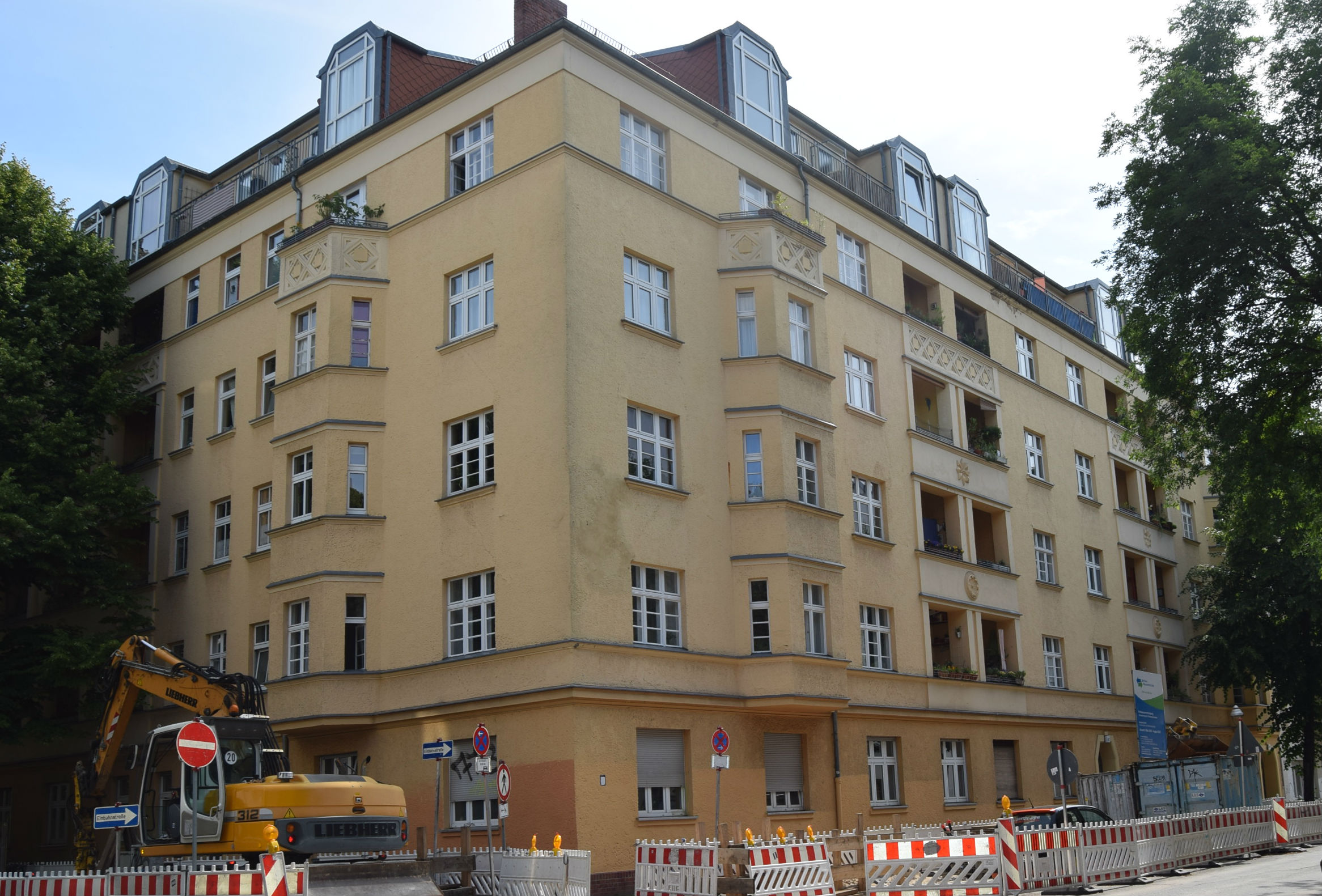 Verkauf einer vermieteten Eigentumswohnung in Berlin-Neukölln
